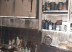 Destruição dos itens da cozinha indicam a proporção do incêndio. Foto: Divulgação Bombeiros