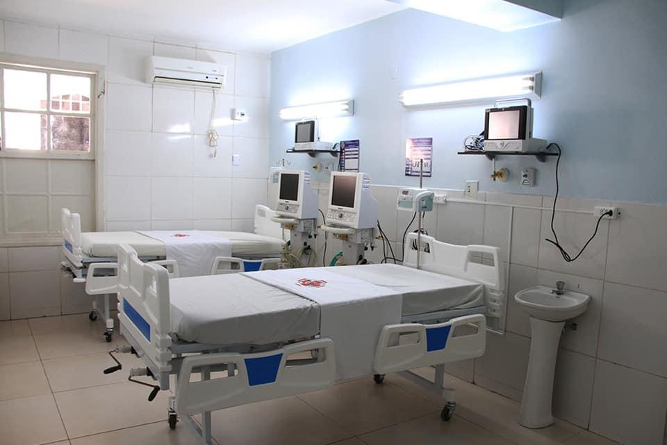 Todo leito de CTI é custeado pelo Ministério da Saúde