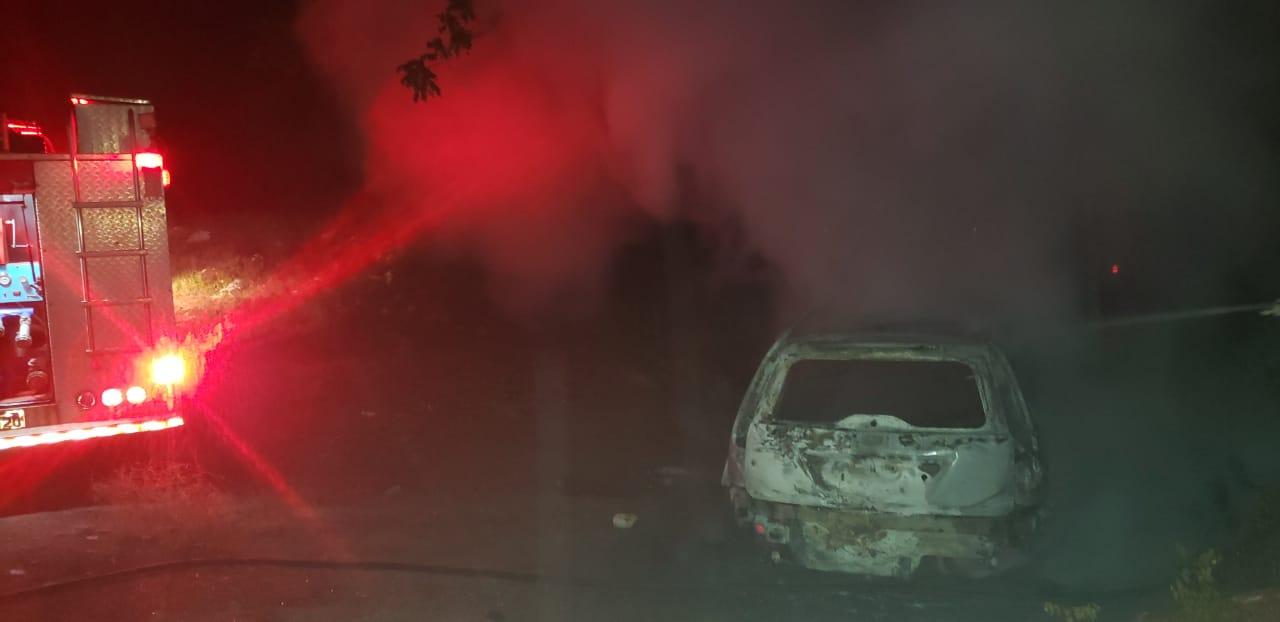 Questionado sobre a possível causa do incêndio o dono apontou que poderia ter sido criminoso