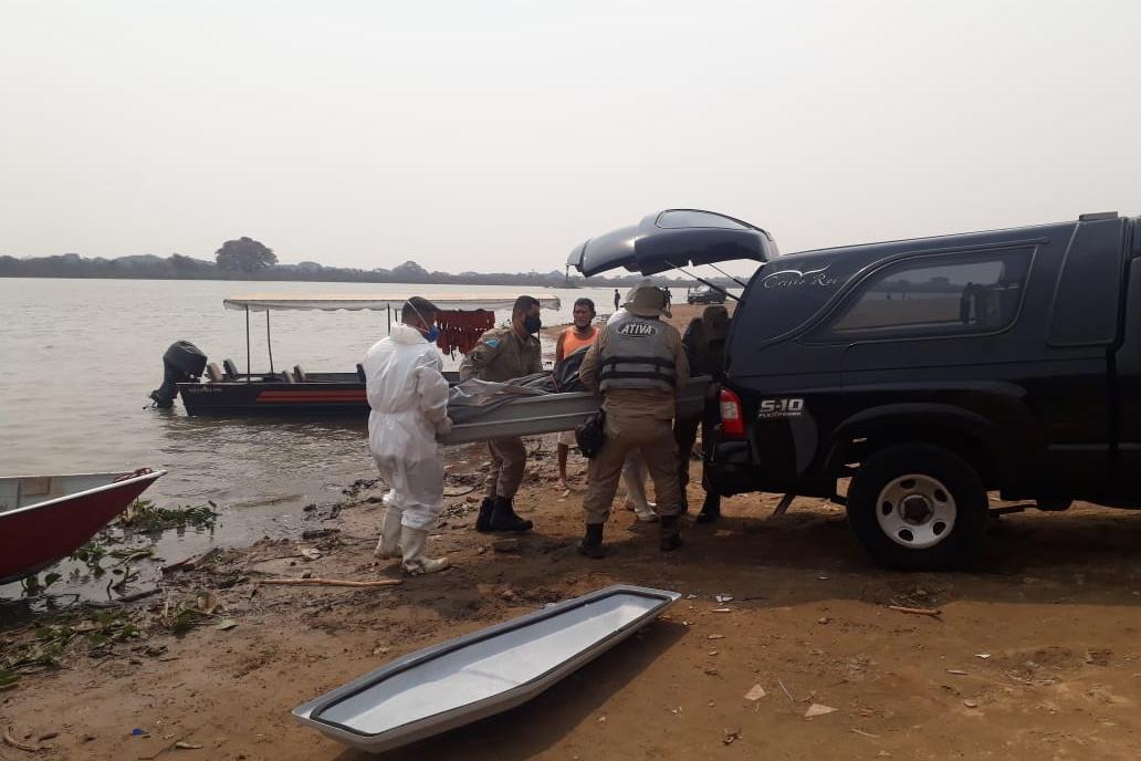 O corpo de Matheus foi encontrado na área de treinamento militar da Marinha em 25 de agosto.