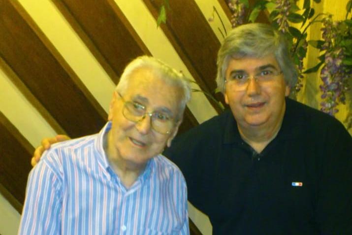 Armando Anache é pai do radialista Armandinho, vítima da Covid-19, falecido em março deste ano.