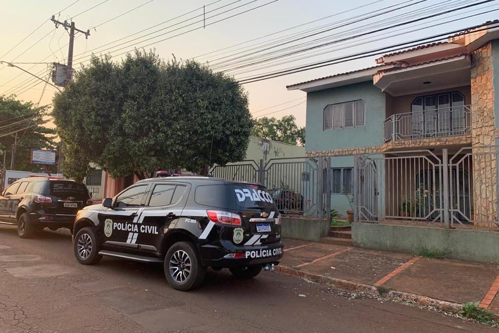 Mandados foram cumpridos nas cidades de Campo Grande, Corumbá, Ponta Porã e Maracaju.