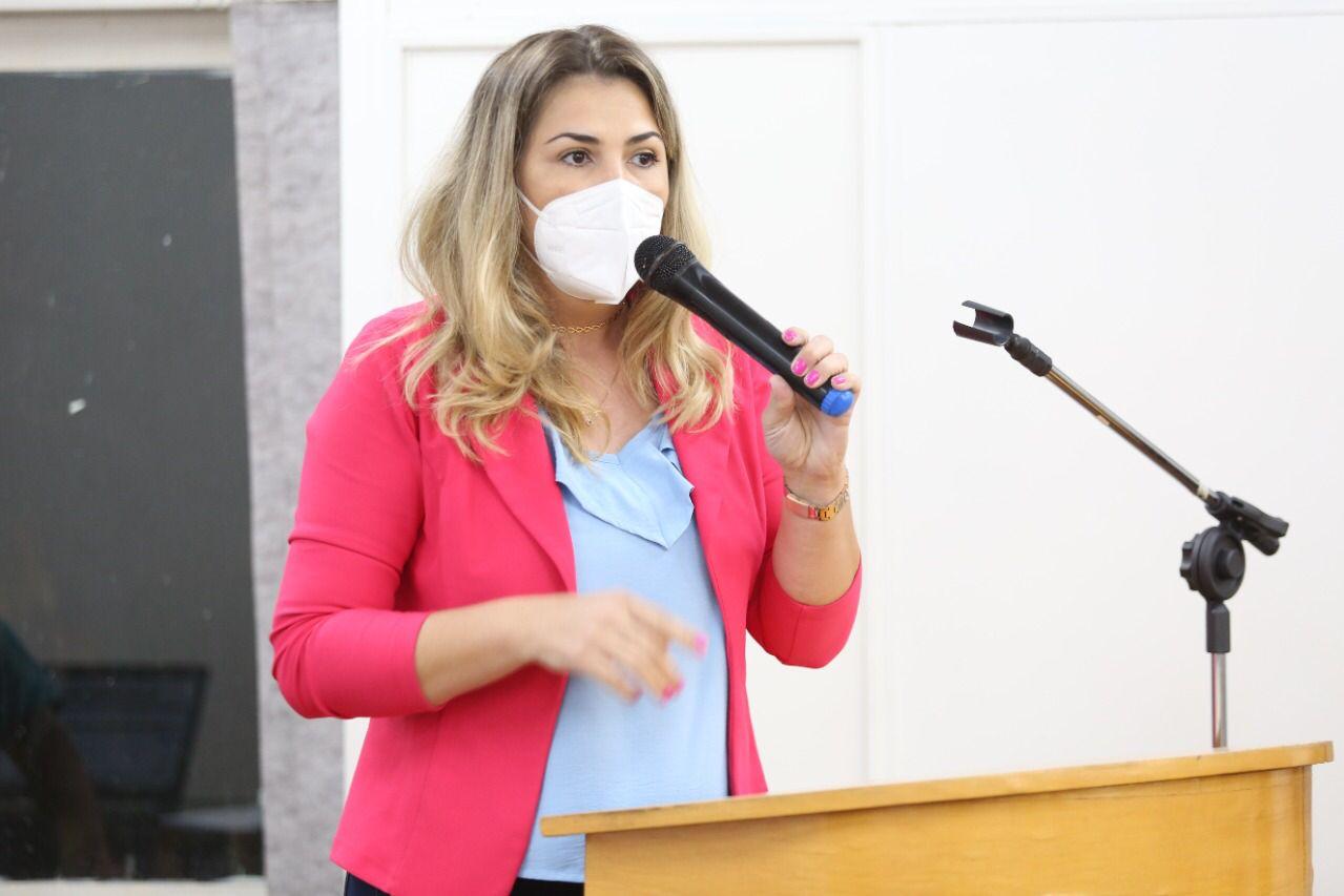 Vereadora Raquel fez importantes cobranças a prefeitura.