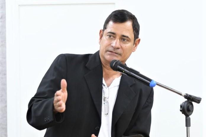 Em seu discurso, o presidente Roberto Façanha, destacou que a Câmara de Corumbá é a quarta mais antiga do país.