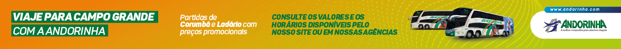 Andorinha - Preços Promocionais para Campo Grande_teste de correção