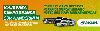 Andorinha - Preços Promocionais para Campo Grande