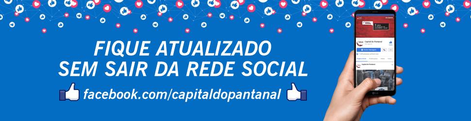 Facebook Capital do Pantanal