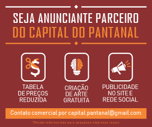 Seja anunciante parceiro do capital do pantanal