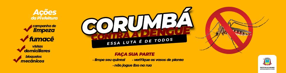 Prefeitura de Corumbá - Contra a Dengue