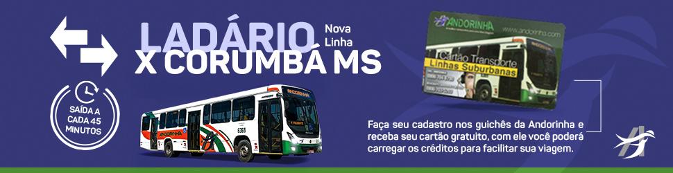 Andorinha - Corumbá X Ladário