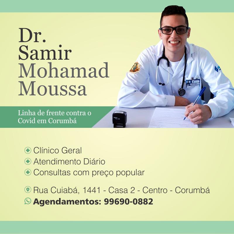 Dr. Samir