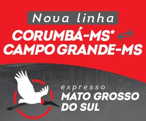 Expresso Mato Grosso do Sul - Junho