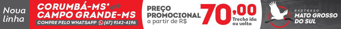 Expresso Mato Grosso - Junho